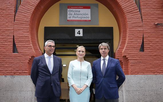 Oficina de atenci n al refugiado de la comunidad es por for Oficina de turismo de la comunidad de madrid