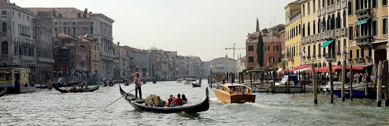 67. Grand Canal. Venice. 2006