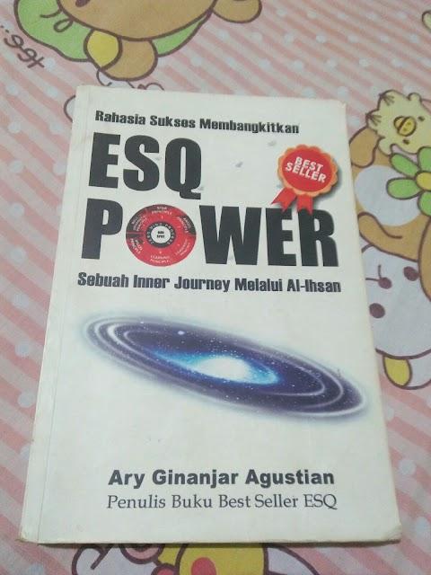 Buku ESQ Power