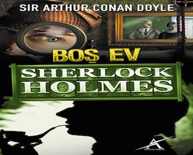 Boş Ev – Sherlock Holmes Arthur Conan Doyle Pdf