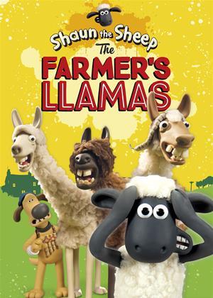 Shaun the Sheep: The Farmer's Llamas (2015) แกะซ่าฮายกก๊วน ตอนพิเศษคริสต์มาส