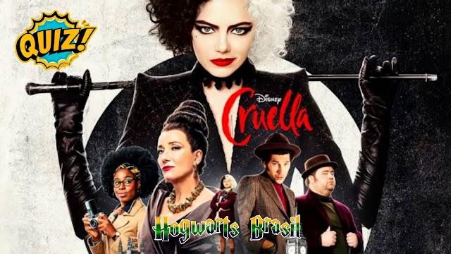 HB Games: Quiz você prestou atenção no Live Action Cruella da Disney?