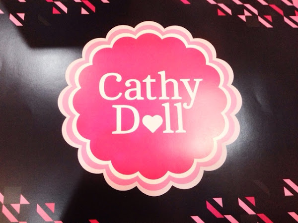 "[Event Report] Cathy Doll ""Road to Asian Beauty Blogger"""