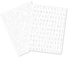 new embossing folders
