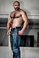 Incredible Hairy Chest Men and Muscular Daddy Hunks - Part 5