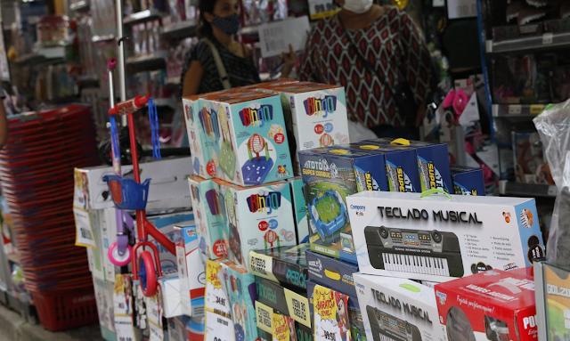 Inmetro alerta sobre importância do selo de conformidade de brinquedos