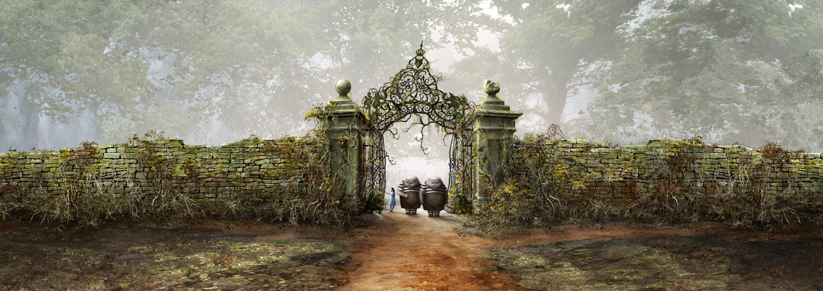 alice-in-wonderland-gate