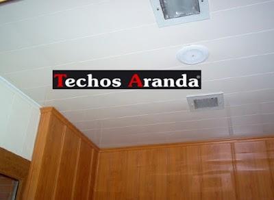 Negocios locales instaladores de techos de aluminio Madrid
