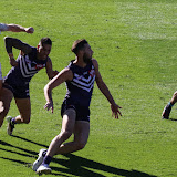 Fremantle v Port Adelaide Round 13 2016