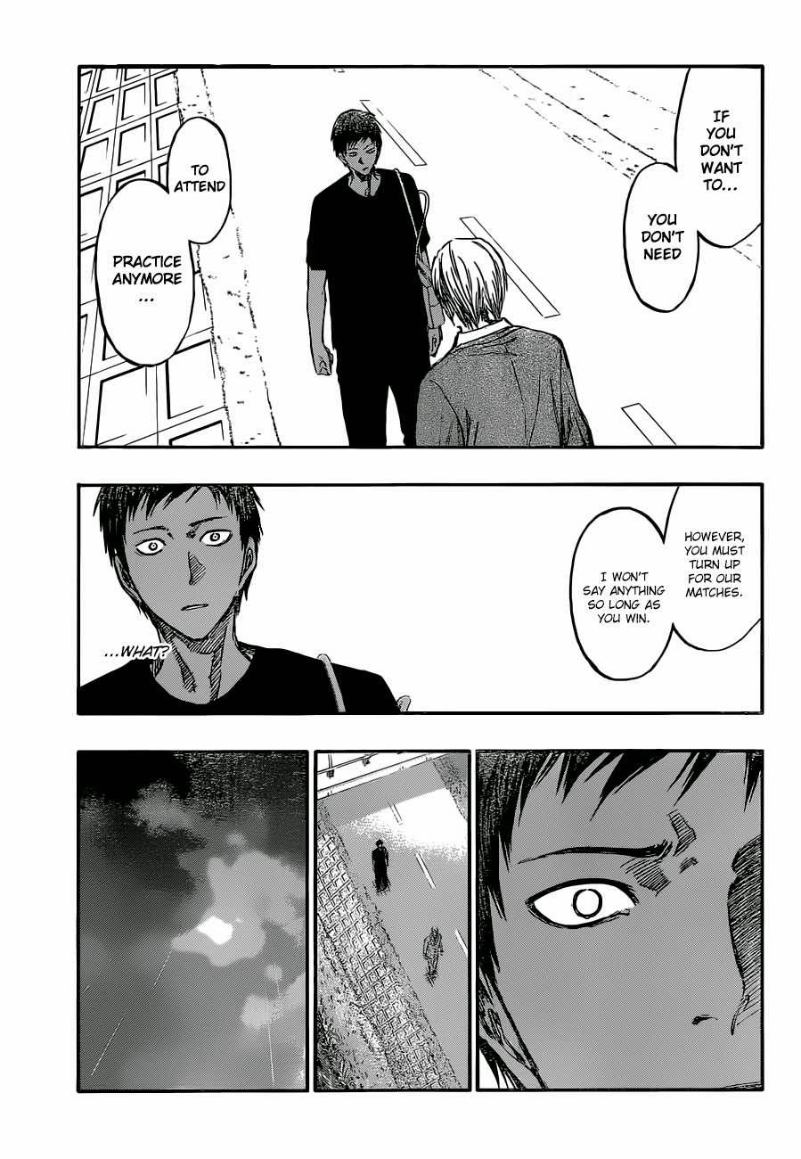 Kuroko no Basket Manga Chapter 220 - Image 13