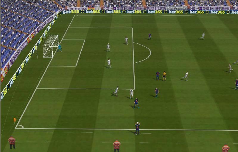 PES 6 Stadium Pack for Low PC Season 2016/2017