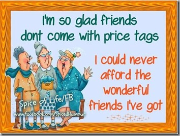 friends-no pricetag