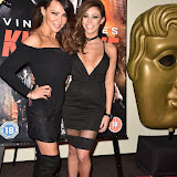 OIC - ENTSIMAGES.COM - Lizzie Cundy and Pascal Craymer at the  Kill Kane - gala film screening & afterparty in London 21st January 2016 Photo Mobis Photos/OIC 0203 174 1069