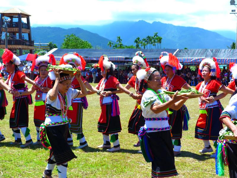 Hualien County. De Liyu lake à Guangfu, Taipinlang ( festival AMIS) Fongbin et retour J 5 - P1240589.JPG