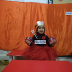 Rhyme Enactment 'Queen Of Heart WKSN (playgroup) 13/02/2015