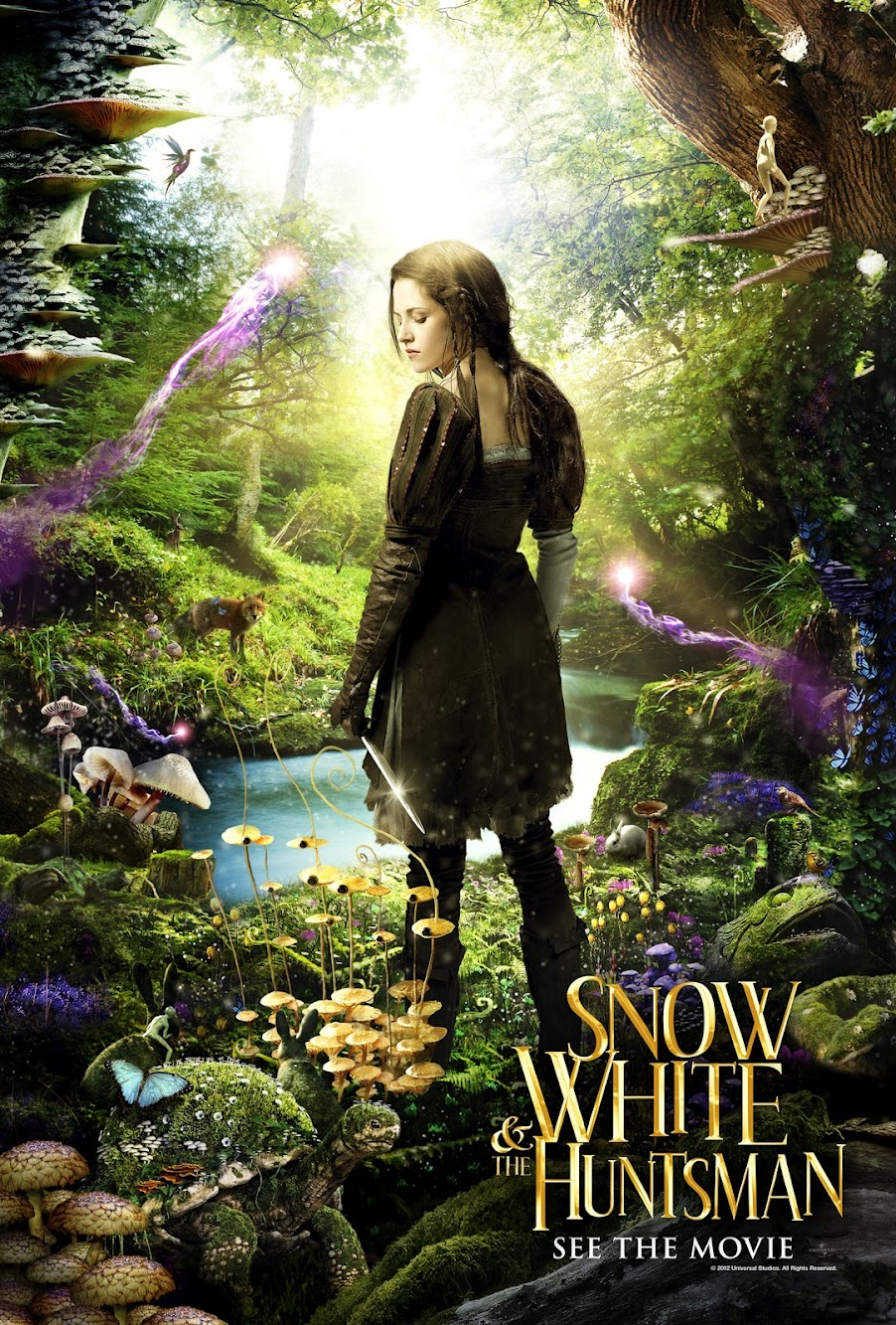 Giveaway: Snow White and the Huntsman Prize Pack!