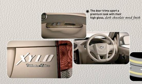 Mahindra Xylo Celebration 2 Edition special features