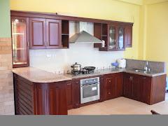 Tủ bếp đẹp MS-106