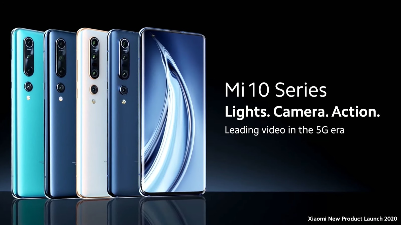 Xiaomi เผยยอดขายสมาร์ทโฟนเรือธง Mi 10 series ทุบสถิติใหม่ กวาดยอดขาย 1 ล้านเครื่องหลังเปิดตัวสู่ตลาดเพียง 1 เดือน