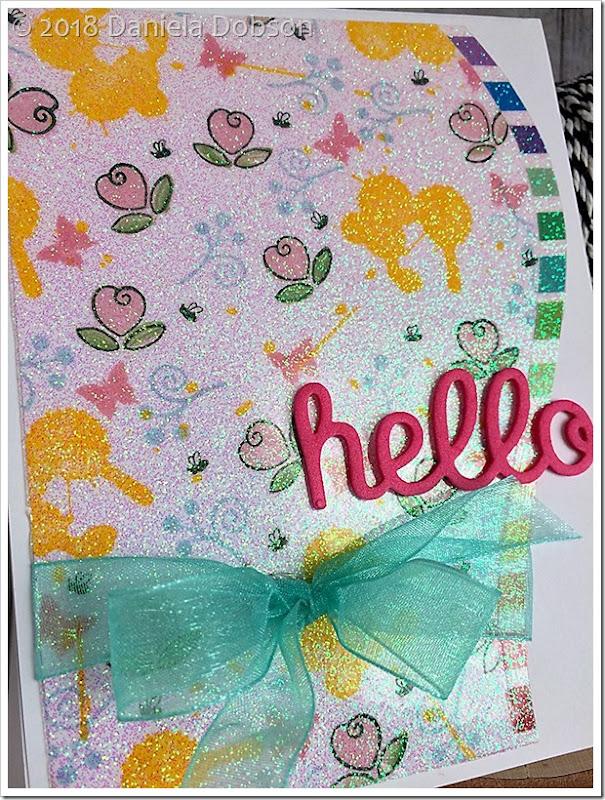 Hello close 3 by Daniela Dobson