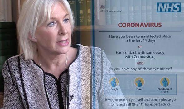 Menteri Kesehatan Inggris Positif Idap Virus Corona