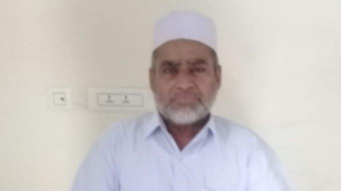 வஃபாத் அறிவிப்பு - நடுத்தெரு  ஹாஜி த.மு.முகம்மது இக்பால் (வயது 66)