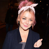 WWW.ENTSIMAGES.COM -   Sheridan Smith   sighted at St Martin's Lane, London November 12th 2013                                               Photo Mobis Photos/OIC 0203 174 1069