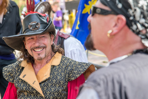 Ian at Pirate fest 2014.jpg