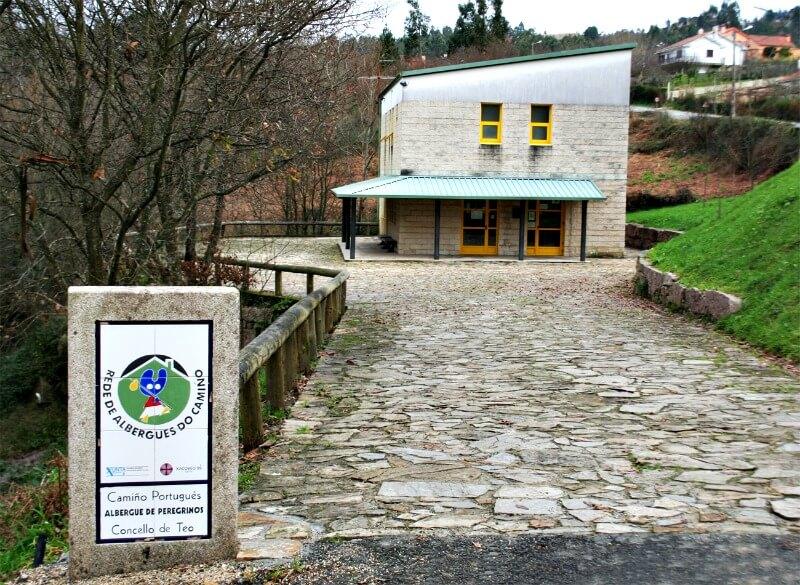 Camino Portugués: reapertura del albergue de Teo
