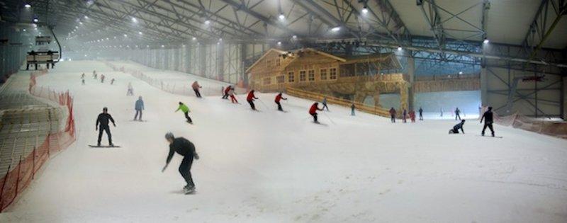друскининкай горнолыжный комплекс