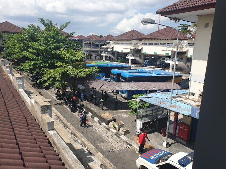 Jelang Normal Baru, Penumpang Bus Di Yogya Rata-Rata Tiga Orang Per Bus
