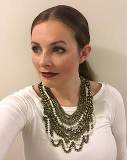 BaubleBar necklace by Courtney Kerr