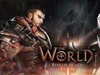 The World 3 Rise of Demon v1.2 Apk Data Mod