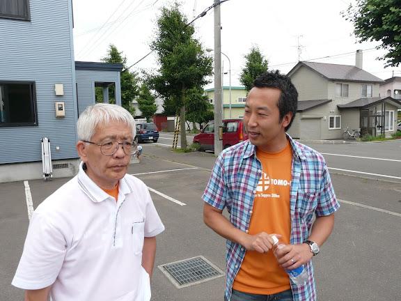 前田氏と井上氏
