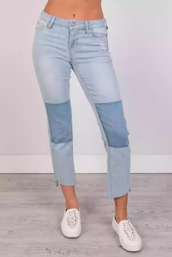 Model Celana Jeans Yang Lagi Ngehits 2018