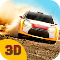 Dirt Car Rally Racing 3D icon