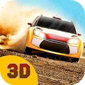 Dirt Car Rally Racing 3D