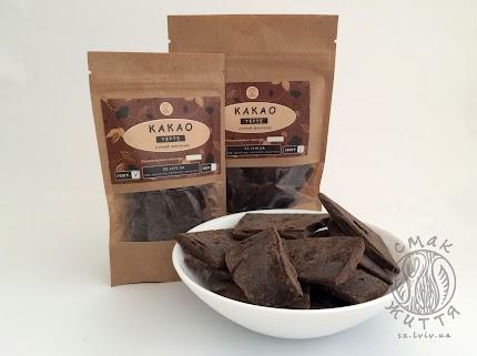 Какао терте Преміум (гіркий шоколад)