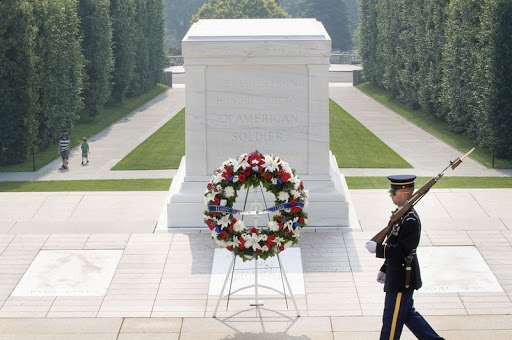 Image result for unknown soldier tomb
