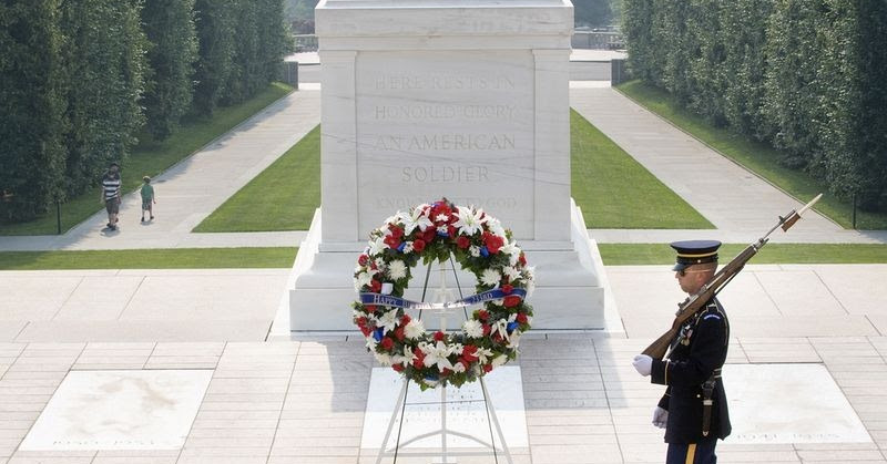 tomb of the unknown soldier - photo #26
