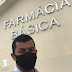 Presidente da Câmara de Amparo, Duda Barnabé acompanha serviços na Farmácia Básica