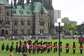 Changing of the Guard and the East Block