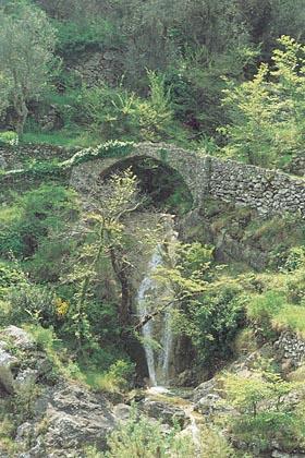 Olivetta San Michele - ponte antico