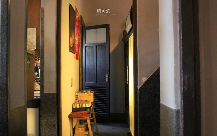 台南中西區咖啡館推薦,順風號