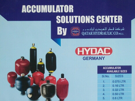 Qatar Hydraulic Company W L L - Hydraulic Repair Service & Supply in