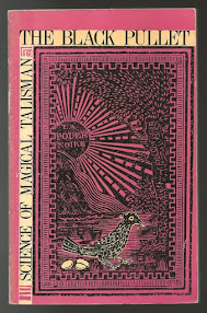 Cover of Anonymous's Book The Black Pullet (Science of Magical Talisman)