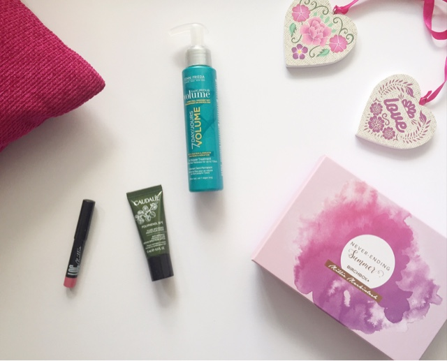 Birchbox UK July 2016 Review