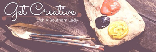 Let's get creative with a southern lady