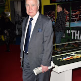 OIC - ENTSIMAGES.COM - Hugh McIlvanney OBE at the  I Am The Greatest - Muhammad Ali exhibition at The O2 London 3rd  March 2016 Photo Mobis Photos/OIC 0203 174 1069