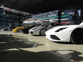 Lamborghini Diablo, Gallardo, Murcielago